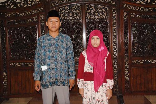 Aqi Latuz Zaqiyah Wakili Jawa Tengah Lomba FASI Nasional ...