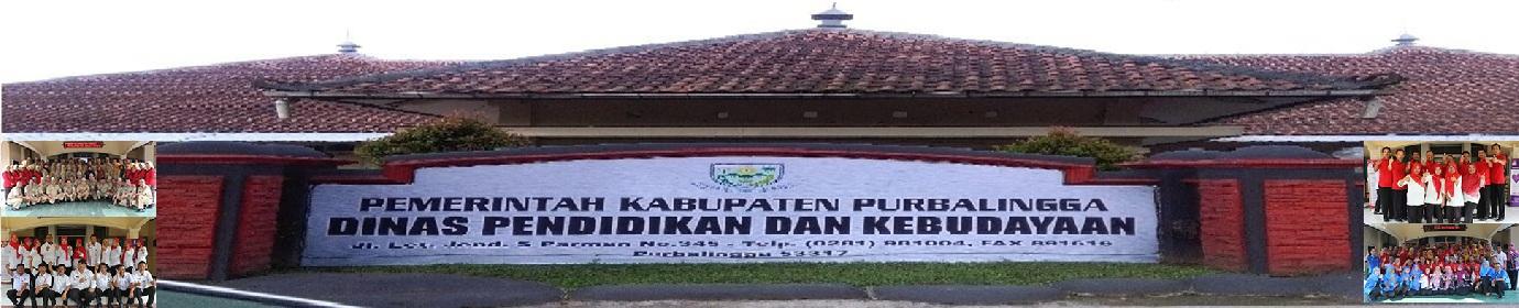 Dinas Pendidikan dan Kebudayaan Kabupaten Purbalingga